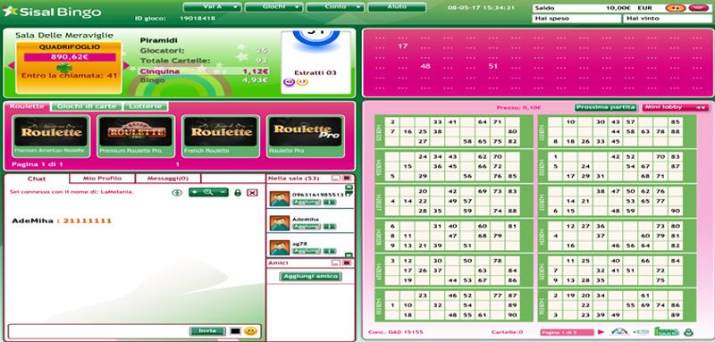 Come giocare a Sisal Bingo: la guida completa