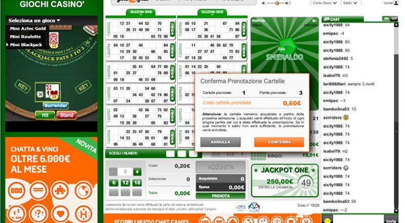 Come giocare a Bingo su Gioco Digitale: la guida completa