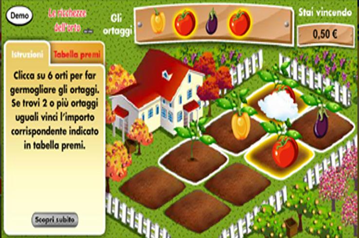le ricchezze dell'orto