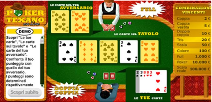poker texano
