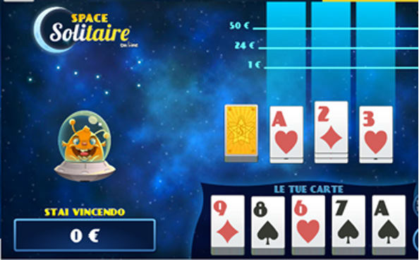 space solitarie