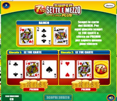 super sette mezzo linea plus online