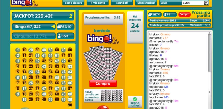 Come giocare a Bingo Lite: la guida completa
